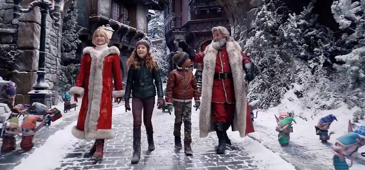Netflix Review – The Christmas Chronicles 2 (2020)