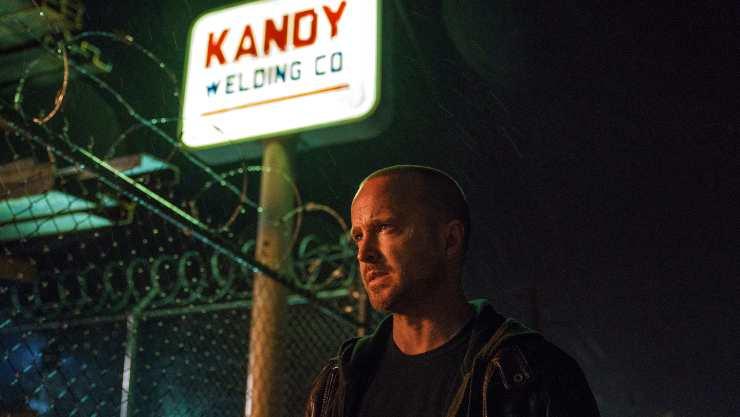 Win El Camino: A Breaking Bad Movie On Blu-Ray
