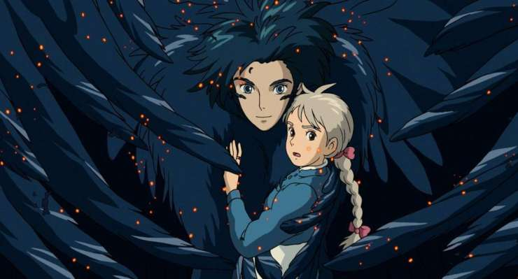 Studio Ghibli's Howl's Moving Castle Getting A Collector's Edition Box Set