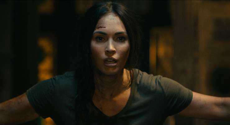 Win Rogue Starring Megan Fox On DVD