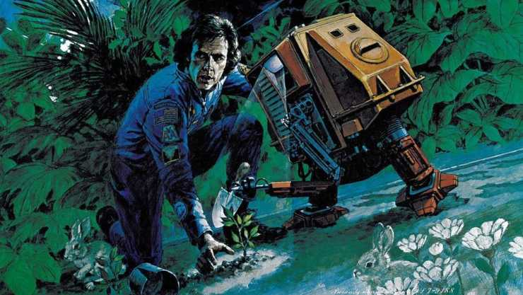 Win Cult Sci-Fi Silent Running On DVD