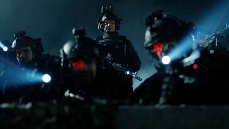 Things Go 'Dark' In Russian Sci-fi Thriller The Blackout: Invasion Earth  UK Trailer
