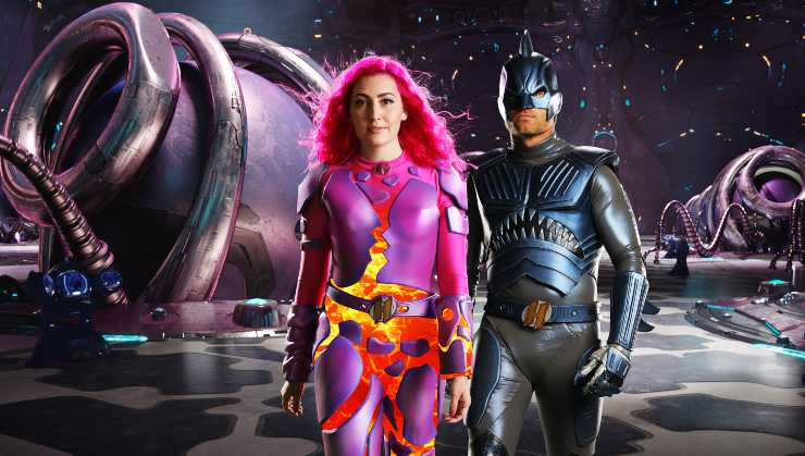 We Can Be Heroes Trailer Sharkboy And Lavagirl Return…Grown Up!