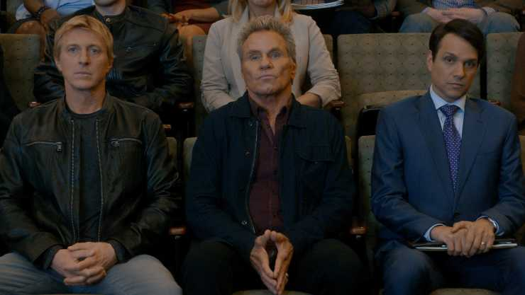 Showdown On The Cards In Cobra Kai Season 3 Trailer