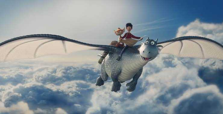 Watch The Trailer For Animated Adventure Dragon Rider
