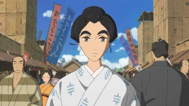 Miss Hokusai Leads The Line Up In Screen Anime's January Line Up
