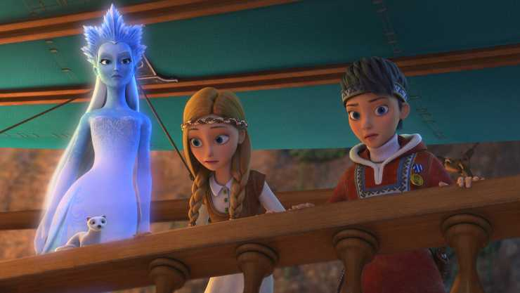 Film Review – The Snow Queen: Mirrorlands (2018)