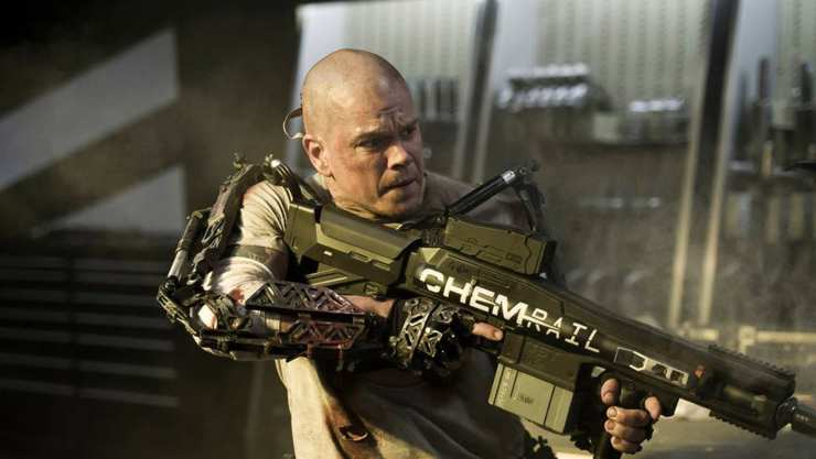 Neill Blomkamp's Elysium Getting A 4K Upgrade