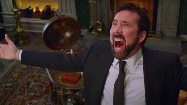 Television Review- History of Swear Words with Nicolas Cage (2021)