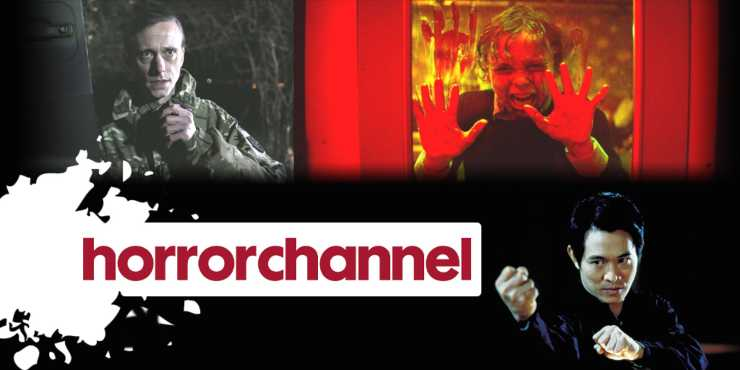 February's Horror Channel Line Up Has Zombies, Bloodsuckers And Jet-Li!