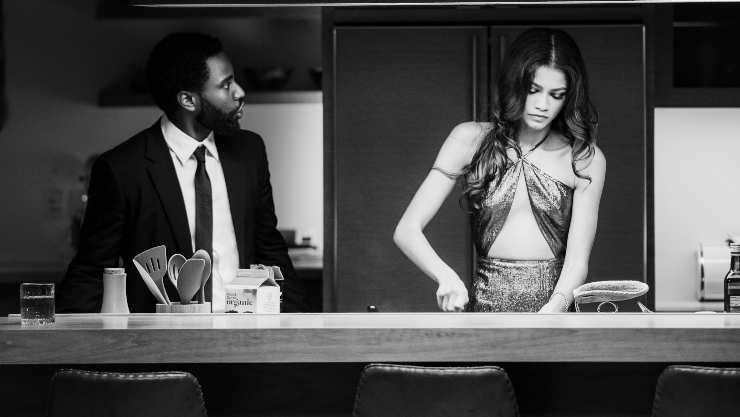 In Malcolm & Marie Trailer Zendaya and John David Washington Test Their Relationship