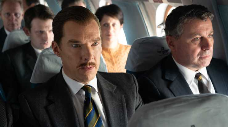 Benedict Cumberbatch Is The Unlikely Spy In The Courier UK Trailer