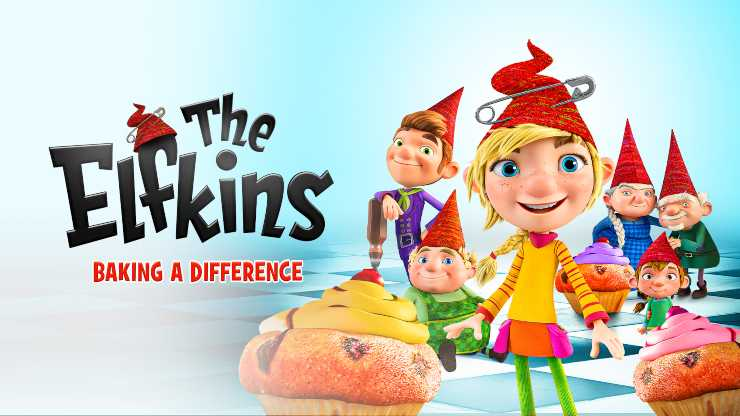 Win Family Animation The Elfkins On Digital Download