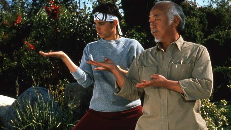 Win The Karate Kid Collection On Blu-Ray