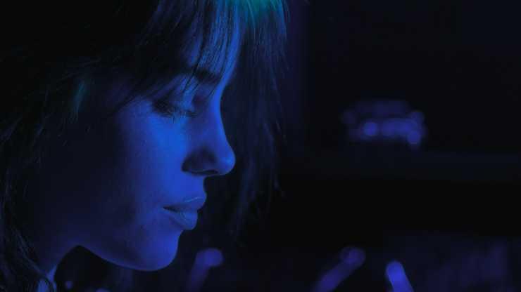 Film Review – Billie Eilish: The World's A Little Blurry (2021)