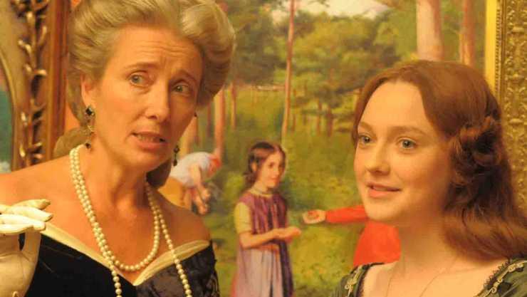 Emma Thompson's Effie Grey Getting UK Re-Release