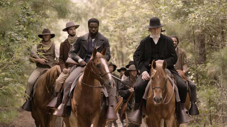 Dayo Okeniyi Is 'Father Of Revolution' In Emperor UK Trailer