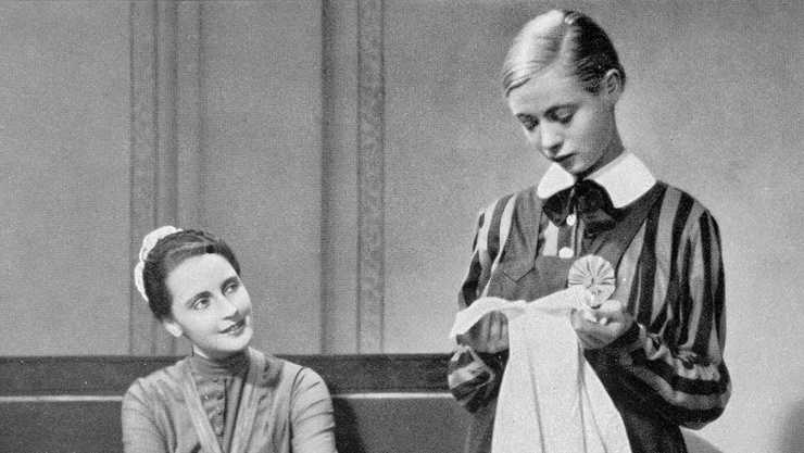 BFI To Release Leontine Sagan's Landmark film Mädchen in Uniform