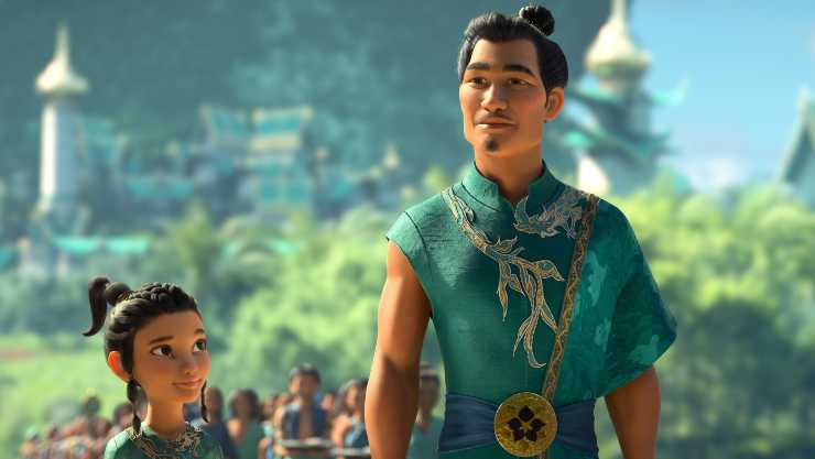 The World Is Broken In New Raya And The Last Dragon UK Trailer