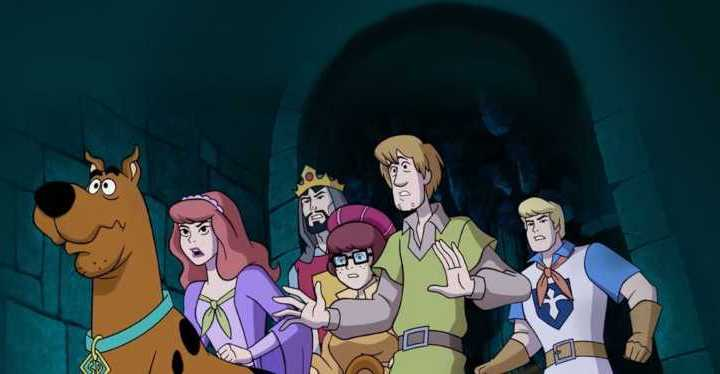 WIN! Scooby-Doo! The Sword and the Scoob on DVD