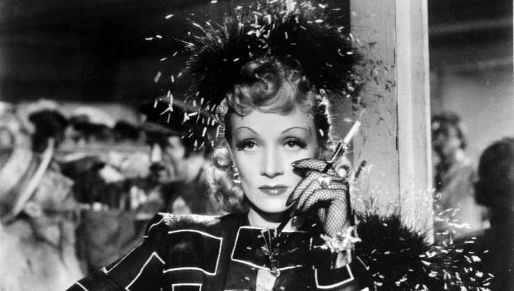 Film Review – Marlene Dietrich  at Universal 1940-1942