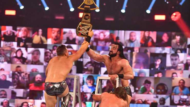 Win TLC: Tables, Ladders Chairs 2020 On DVD