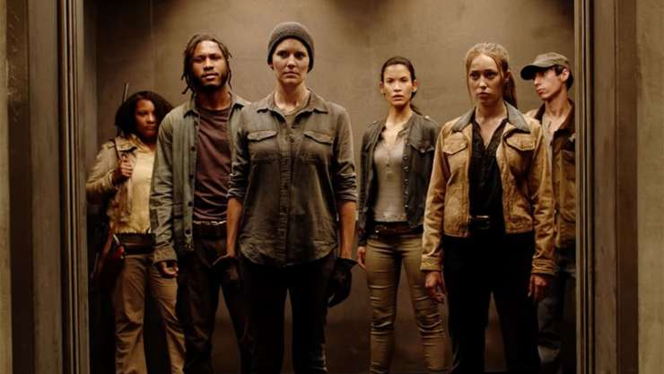 New Artwork For Fear The Walking Dead Season 6B