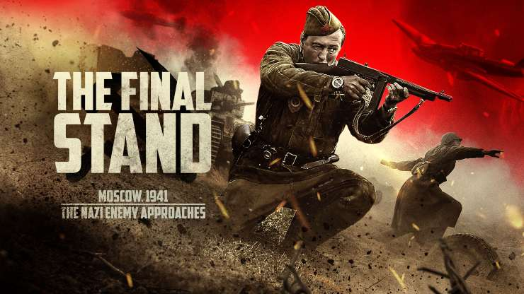 Win World War II Gripping Thriller The Final Stand