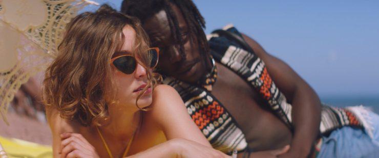 Actors Jonathan Ajayi and Lucie Bourdeu on The Drifters –  their odd-couple romance