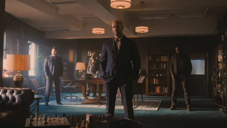Jason Statham Has A Score To Settle In Wrath Of Man UK Trailer