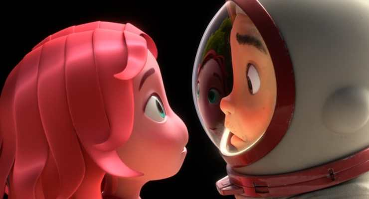 Animated Short Blush Set To Be First Film Released Under Apple /Skydance Animation Label