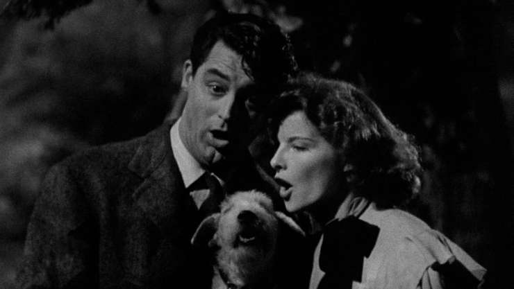 Classic Screwball Comedy Headlines Criterion Collection UK July Slate