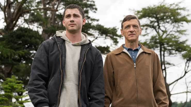 In End Of Sentence UK Trailer John Hawkes, Logan Lerman  Journey Is 'life-changing'
