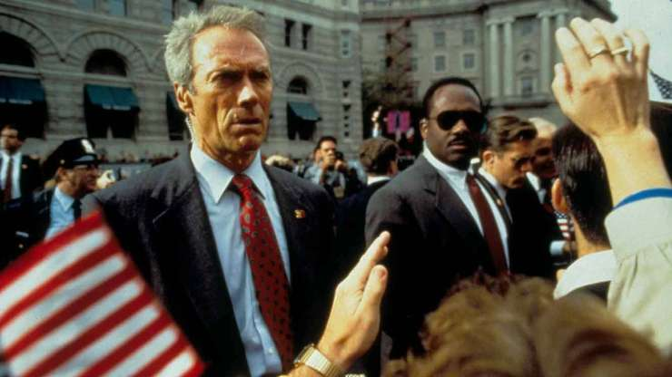 Clint Eastwood's In The Line Of Fire To Get 4K Release