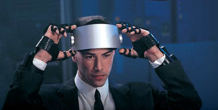 Watch Clip From Johnny Mnemonic 25th Anniversary Release