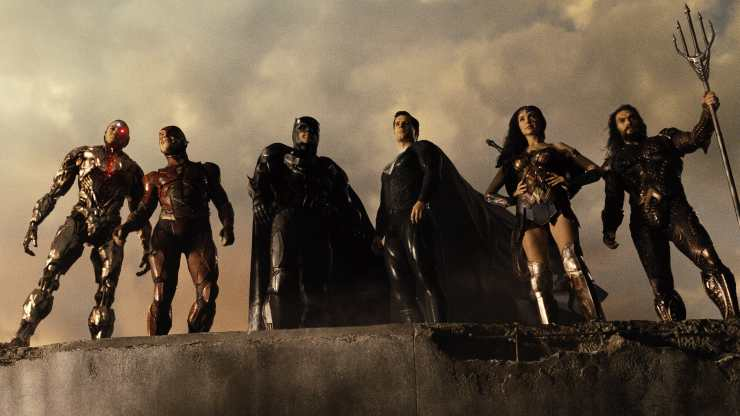 Justice League: The Snyder Cut Home Entertainment Coming Next Month