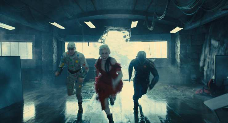 The Suicide Squad Is Coming Home November