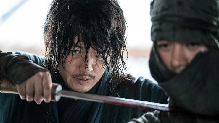Watch The UK Trailer For Korean Period Actioner The Swordsman