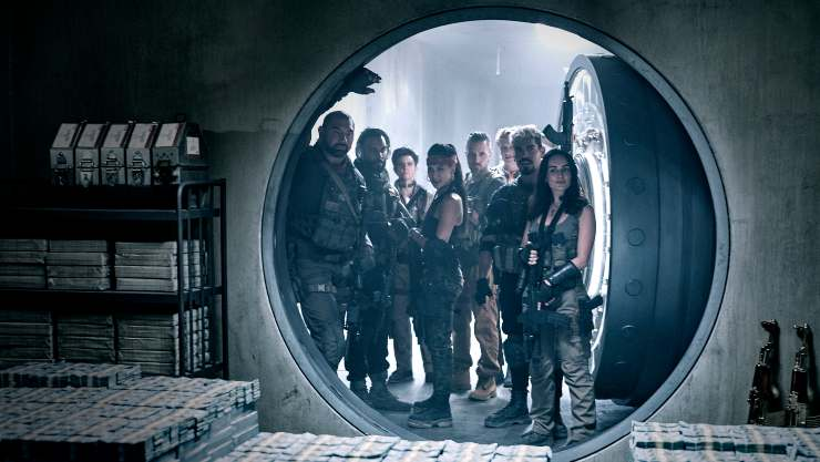 Netflix Review – Army Of The Dead (2021)