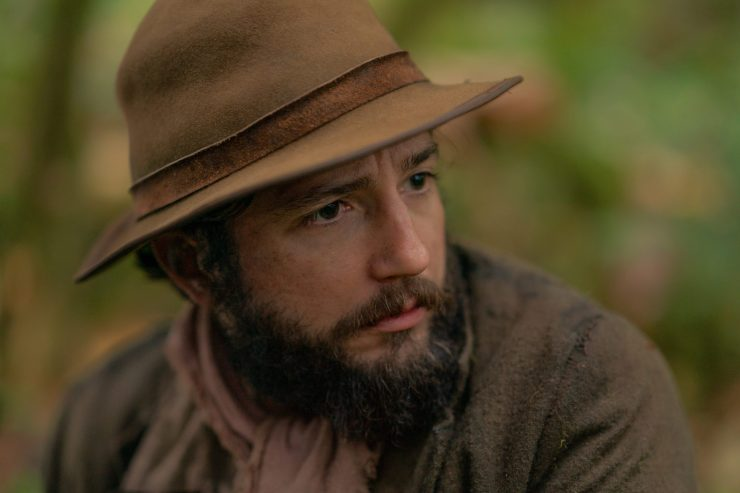 First Cow's John Magaro on taking acting risks – and frontier cookery