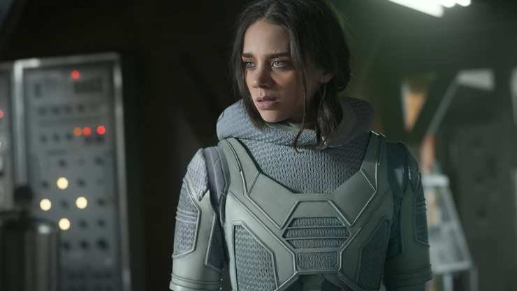 Hannah John-Kamen Set To Play Red Sonya
