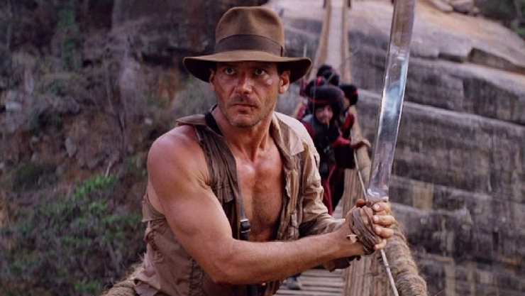 All Four Indiana Jones Movie Adventures on 4K Ultra HD for the First Time