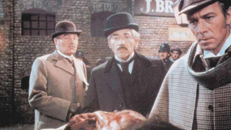 Studiocanal Releasing A Restored Murder By Decree On Blu-Ray