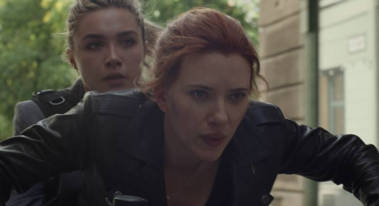 Marvel's Black Widow To Open With Expanded Aspect Ratio On IMAX