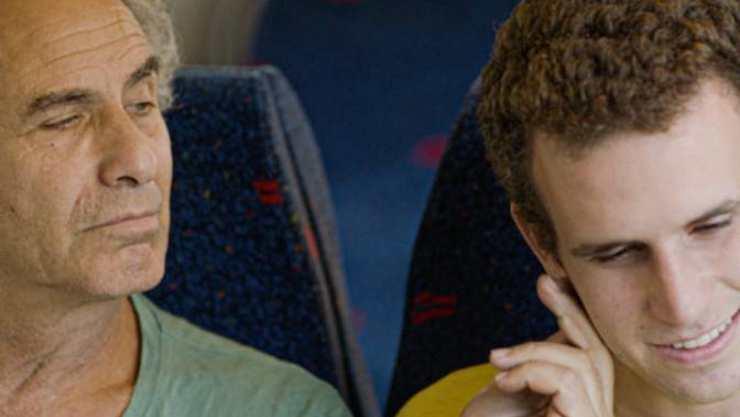 Watch UK Trailer  Acclaimed Israeli Drama Here We Are
