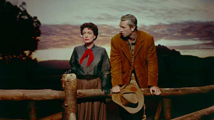Joan Crawford's Johnny Guitar Getting A Masters Of Cinema Release