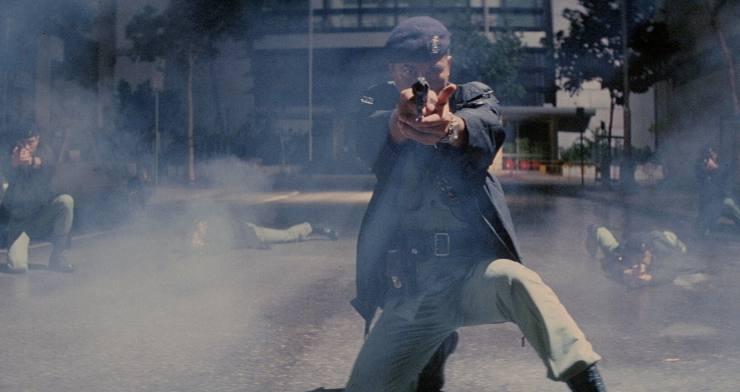 Win Johnny To's Atmospheric PTU On Blu-Ray