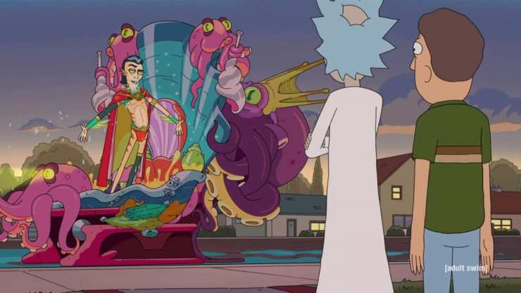 Television Review – Rick and Morty: Season 5 Episode One