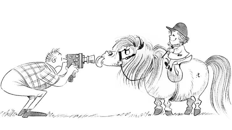 'Thewell's Ponies' Coming To Live With Merrylegs The Movie