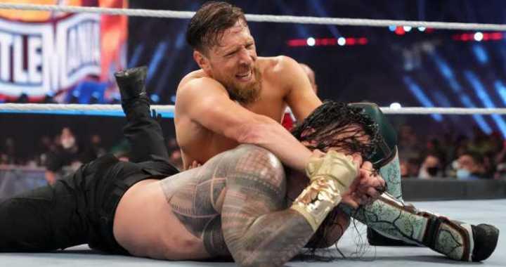 Win WWE Wrestlemania 37 On Blu-Ray